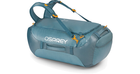 """Osprey Transporter 65 Backpack Keystone Grey"""